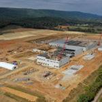 Trwa budowa pierwszej fabryki Nokian Tyres w Ameryce Północnej