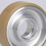 Nowy system materiałów utwardzanych opracowany do produkcji kółek