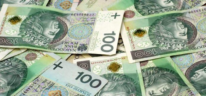 PLN banknoty 100 zł