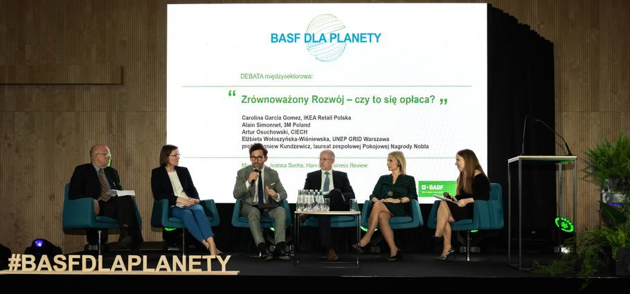 BASF dla planety