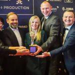 Złote Godło oraz tytuł Lidera Logistyki 2019 w rękach Raben