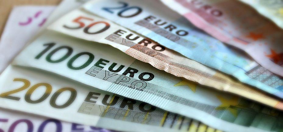 Euro banknoty