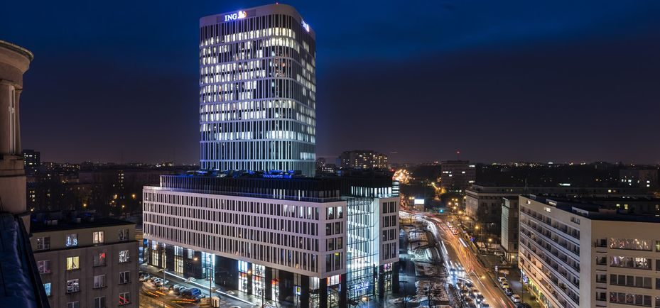 ING Bank Warszawa Puławska