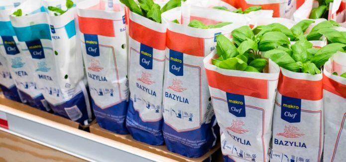 MAKRO zioła bez plastiku