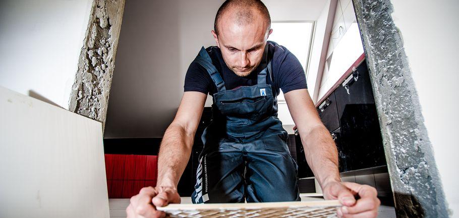 Ukraińcy robotnik