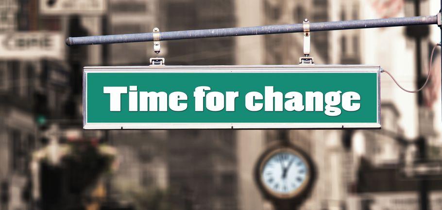 czas zmiana