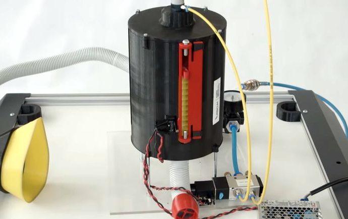 respirator VentilAid druk 3D