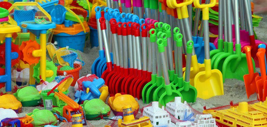zabawki plastikowe