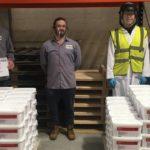 Milion litrów preparatu do dezynfekcji od koncernu Lanxess