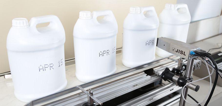produkcja butelek plastikowych