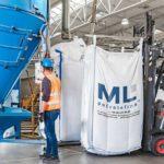 recyklat ML Polyolefins GRAYFIN