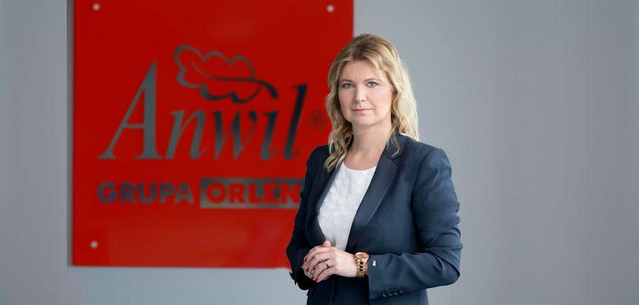 Agnieszka Zyro prezes ANWIL