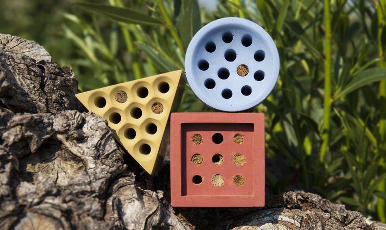 Beehouses Grellroth Lanxess