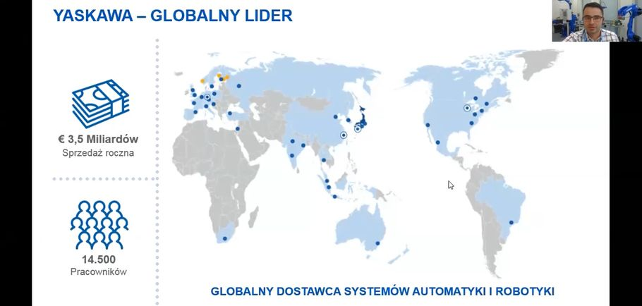 Yaskawa Polska webinar