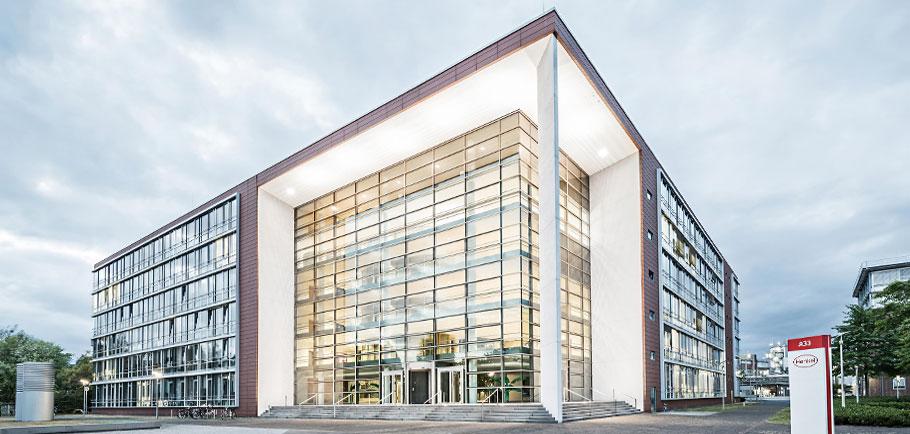 Henkel siedziba Duesseldorf