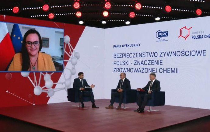 Kongres Polska Chemia Małgorzata Jarosińska–Jedynak