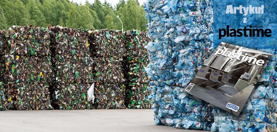 recykling tworzyw plastime magazine