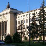 Budynek AGH Kraków