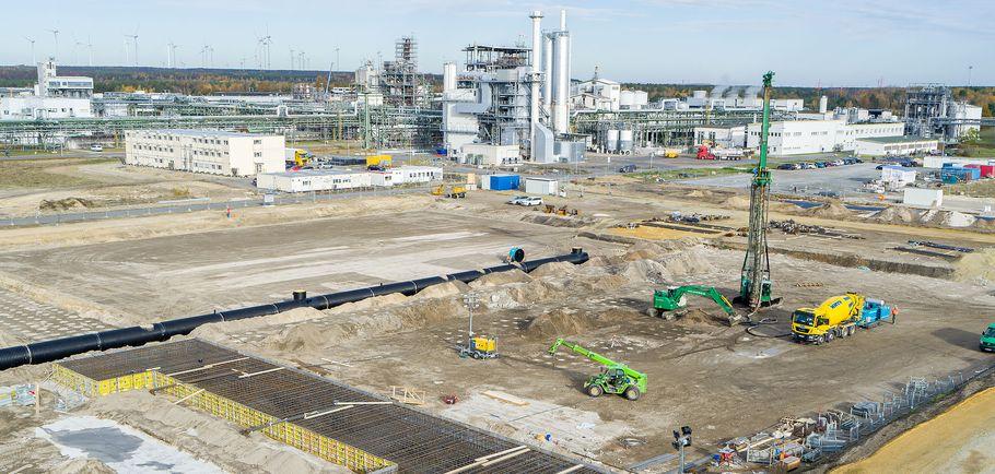 BASF budowa zakładu produkcji aktywnych materiałów katodowych Schwarzheide