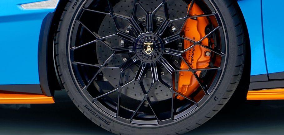 Bridgestone opony Potenza Lamborghini