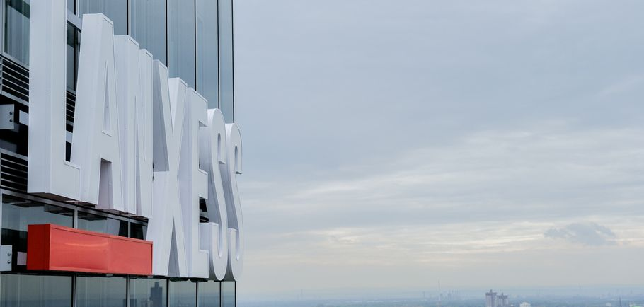 LANXESS Tower Logo