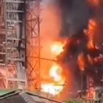 Eksplozja w rafinerii w Republice Południowej Afryki