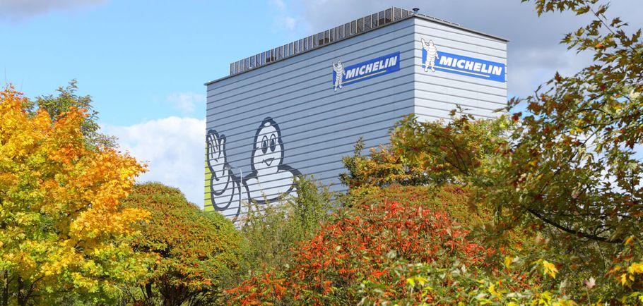 fabryka Michelin Olsztyn