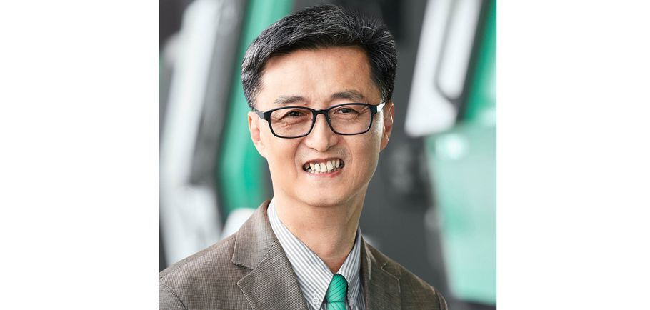 Singapur David Chan dyrektor zarządzający Arburg ASEAN
