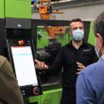 Centrum szkoleniowe PlastIQ z maszynami firmy Engel