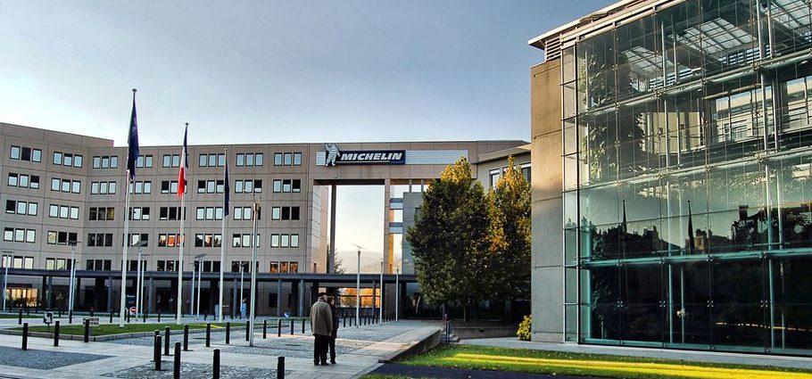 Michelin siedziba Clermont-Ferrand