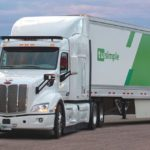 Goodyear TuSimple ciężarówka