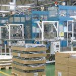 Masterchem zakład produkcyjny hala