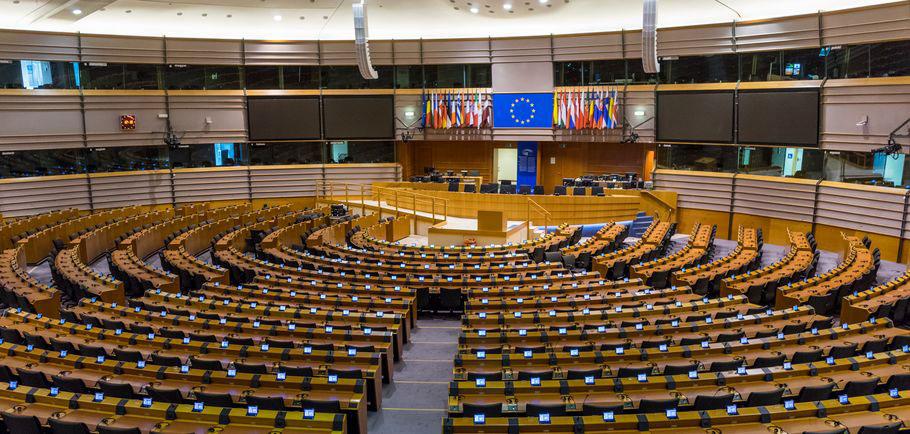Parlament Europejski siedziba Bruksela