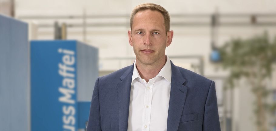 Joerg Bremer CFO Krauss Maffei