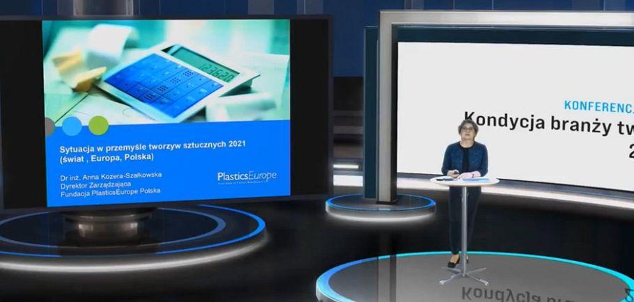 Fundacja PlasticsEurope konferencja 2021