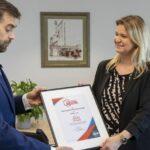 ANWIL doceniony za zaangażowanie w rozwój branży