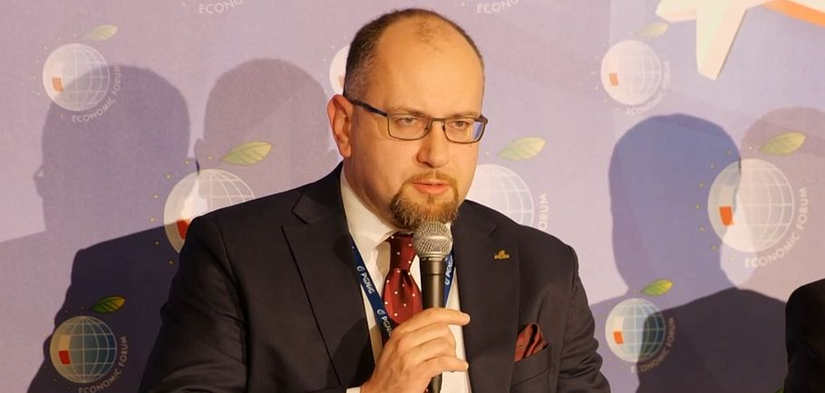 Paweł Majewski, prezes zarządu PGNiG